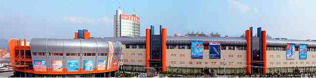 Yiwu International Trade City / Market / Mart - District 3