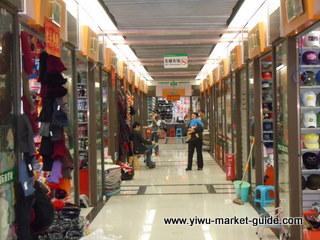 Yiwu Hats and Caps Market