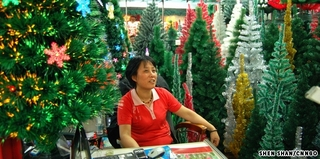 yiwu Christmas decorations