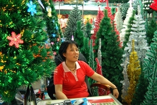 yiwu christmas trees