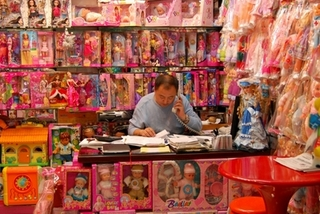 yiwu dolls shops