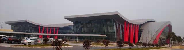 Yiwu Guo Jin Shang Mao Cheng Bus Station/义乌国际商贸城客运站