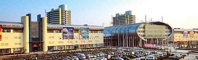 Yiwu International Trade City / Market / Mart - District 2