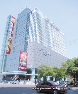 yiwu intime shopping mall