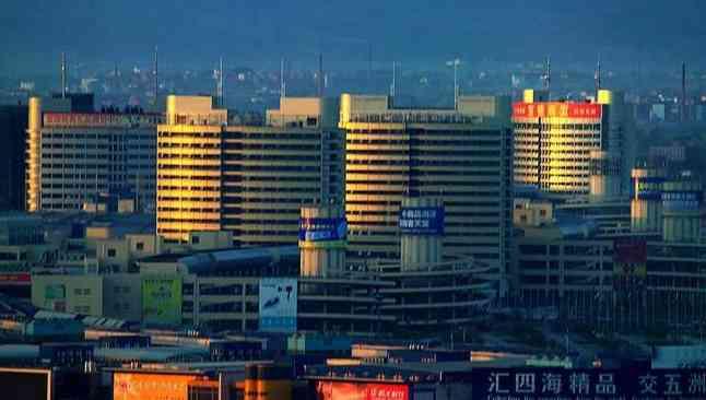 yiwu market complex