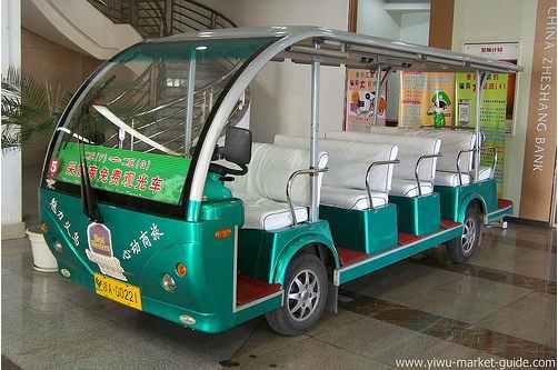 yiwu market shuttle