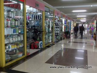 yiwu small home appliances market