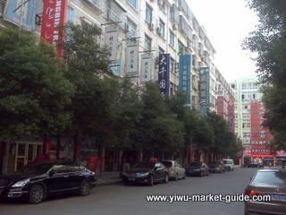yiwu zhaozhai oil paintings frames market